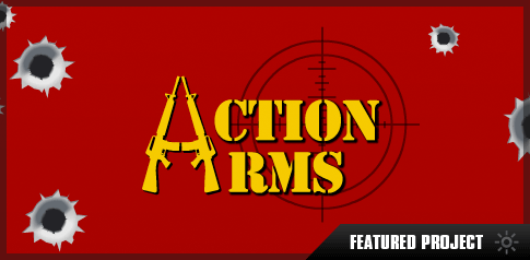 Featured Project: Actionarmsinc.com